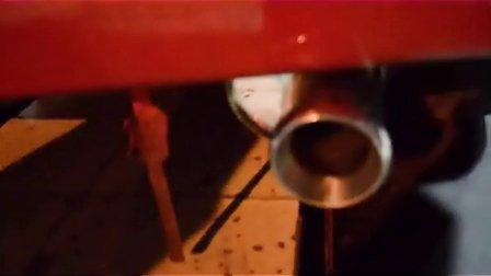 汽车排气管改装 华普两厢改装内回压排气管
