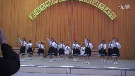舞蹈 -我们是共产主义接班人(清远市凤城艺术团)