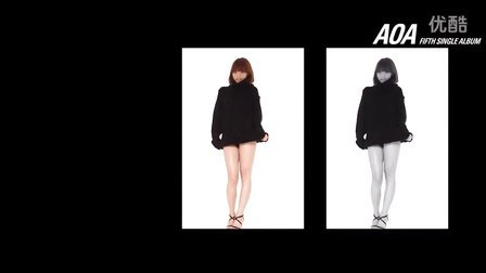 AOA Miniskirt Jacket Making HD 1080p