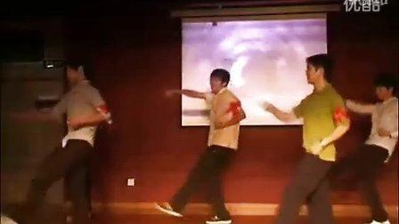 同济大学创意雷人舞蹈!