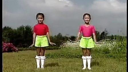 朝鲜少年神级广播体操