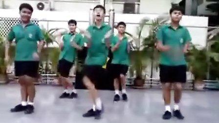 搞笑男生舞蹈 nobody