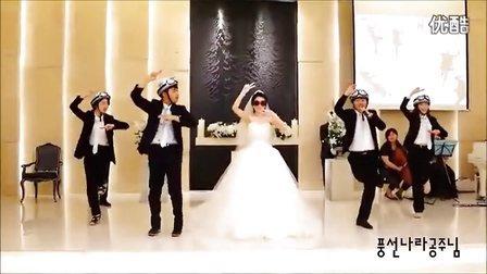 韩国婚礼舞蹈神曲Crayon Pop -barbarbar
