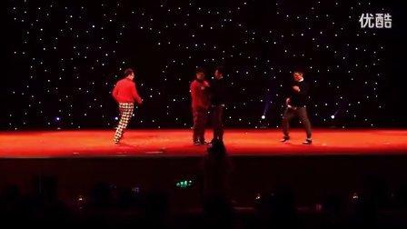 中国农业大学IDK街舞社-《爸爸去哪儿》舞蹈