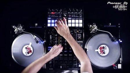 【大森】世界DJ大赛DMC英国区冠军JFB超赞先锋DJM-900SRT演示!