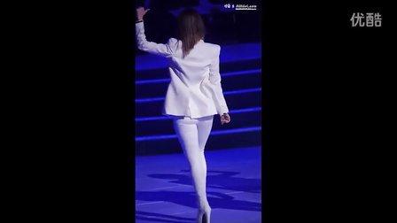 韩国韩国Dal Shabet(佑熙)白西服精致美女热舞