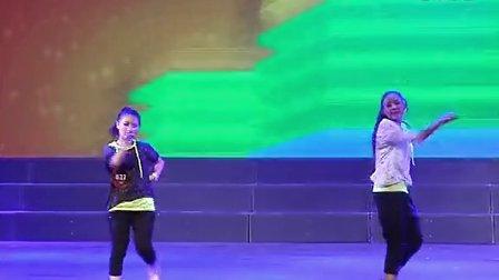 新疆少儿红歌舞蹈大赛决赛组合现代舞街舞爵士舞串烧NEW STAR组合