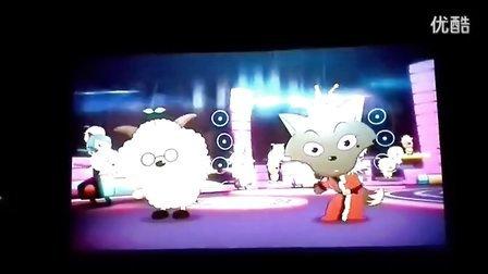 《喜羊羊与灰太狼大电影6之飞马奇遇记》电影院现场版插曲-和梦想飞翔MV
