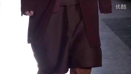 2014秋冬巴黎时装周Rick Owens秋冬男装秀场