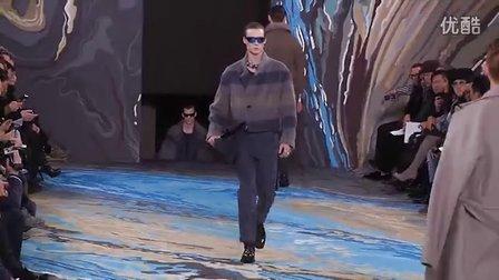 2014巴黎秋冬时装周Louis Vuitton秋冬男装秀场