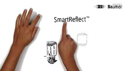 无需反射板的 SmartReflect™ 智能反射式光电传感器