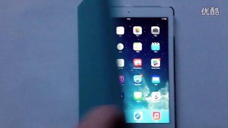 洛克(ROCK)iPad Air旋转系列保护壳智能唤醒演示