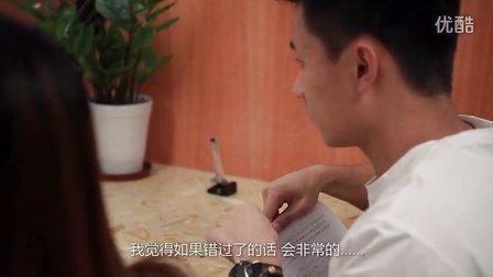 郜林王晨领证短片VCR