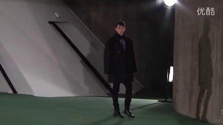2014秋冬巴黎时装周Maison Martin Margiela男装秀场