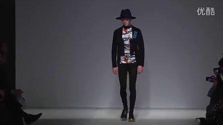 2014秋冬巴黎时装周John Galliano秋冬男装秀场