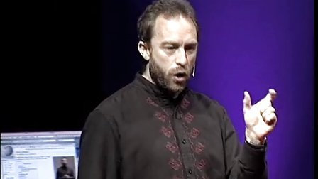 TED,JimmyWales on the birth of wikipedia,2005
