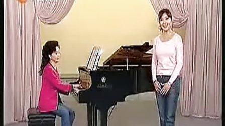 中央广播电视大学声乐教学12-声音音色的要求a