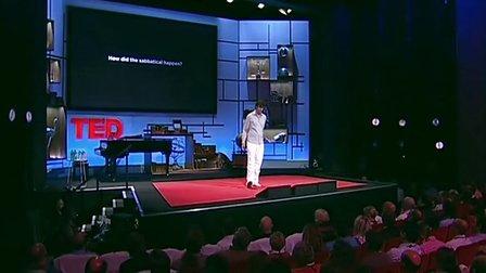 TED,StefanSagmeister shares happy design,2009