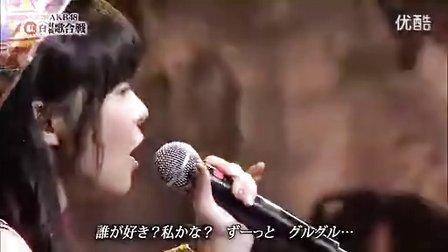 【LIVE】サシハラブ! 指原莉乃 各支配人上台 第3回AKB48紅白