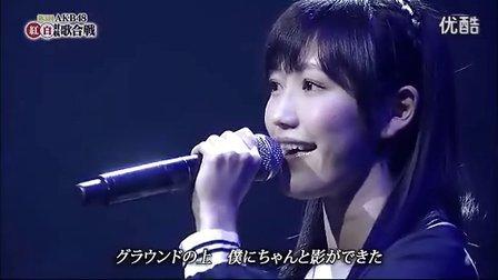 【LIVE】君の名は希望 渡辺麻友&生田絵梨花钢琴 第3回AKB48紅白