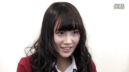 140117 朝日新聞 AKB的人生論 矢倉楓子