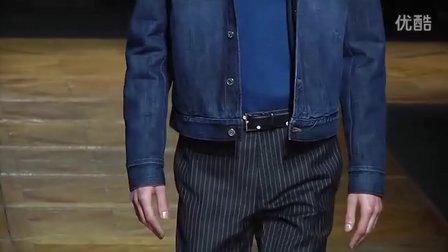 2014秋冬巴黎时装周Dior Homme秋冬男装秀场