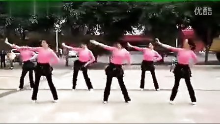广场舞  《全是爱》教学