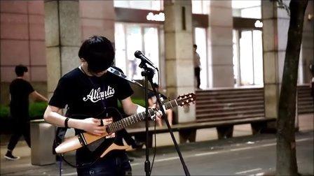 邱振哲(Pika Chiu) 街頭演出 @寂寞難耐【爵士藍調】
