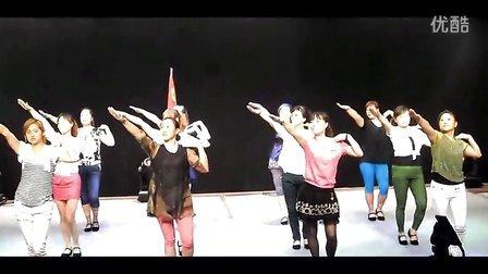 广场舞  《女兵谣》舞蹈教学
