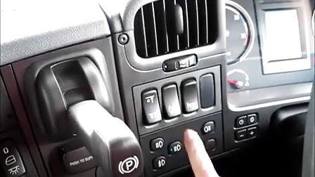 斯堪尼亚Scania-仪表台气囊桥升降教学(粤语版)