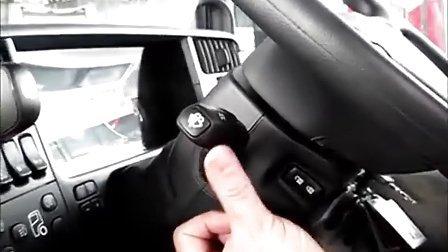 斯堪尼亚Scania-方向盘调节.拨杆功能.和天窗教学(粤语版)