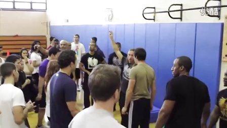 【ZEF】Bar-Barian团队在体育馆推行街头健身