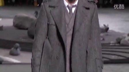 2014秋冬巴黎时装周 Thom Browne秋冬男装秀场