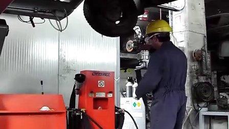 意大利汽车拆解设备PFT凿孔器