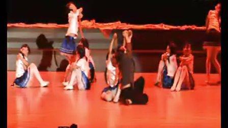 永嘉县中小学生艺术节群舞比赛(瓯北七小参赛节目:废墟中的双手)