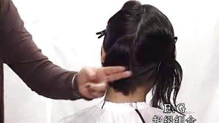 沙宣短发发型 女发短发剪发