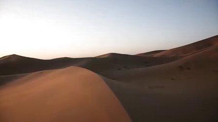第7期腾格里沙漠月亮湖能量场课程纪录片精彩视频——黑钻石传媒