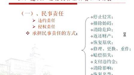 招标投标法法律责任及解决 04 02招标投标法法律责任及解决(二)