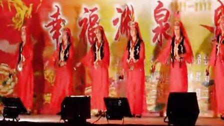 甘肃省瓜州县老年自乐班舞蹈【我从来】~广场舞~