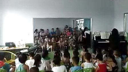 山西省翼城县兰亭艺术培训中心声乐七班家长汇报6丢手绢