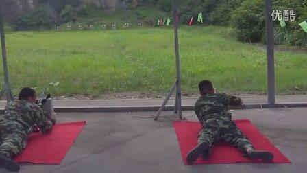 2012暑假实弹射击示范