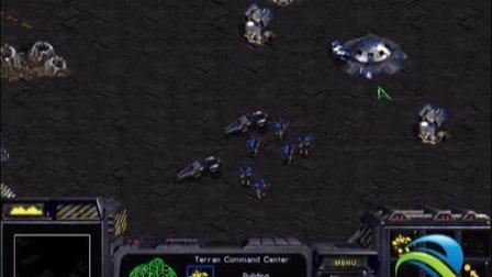 游迅网_《星际争霸1.08》游戏试玩视频