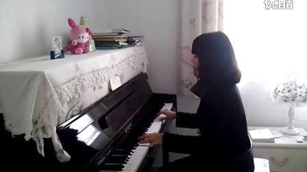 留恋 《新白发魔女传》钢琴