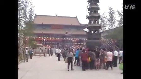 天津市西青区药王庙