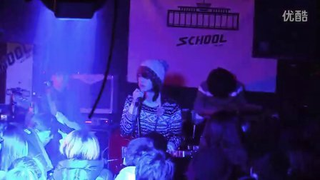Penicillin - 不眠夜 (School 30.12.2013)