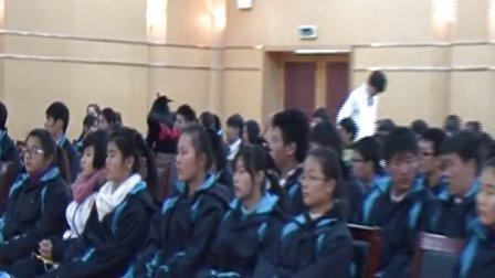 南湖职校2013年第一届校园文化节闭幕式