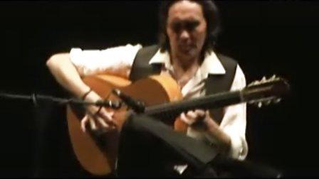vicente amigo 北京演出视频2007年天桥剧场8