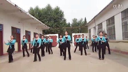 中油四季广场舞 红雪莲