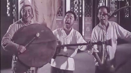 """经典回顾,《弹棉花》,1995年""""巧奔妙逃""""片段"""