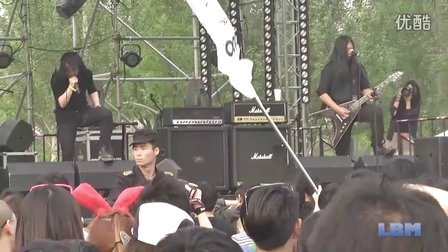 Dark Haze 霾晦乐队 - 风不息 at 2012 Strawberry Festival